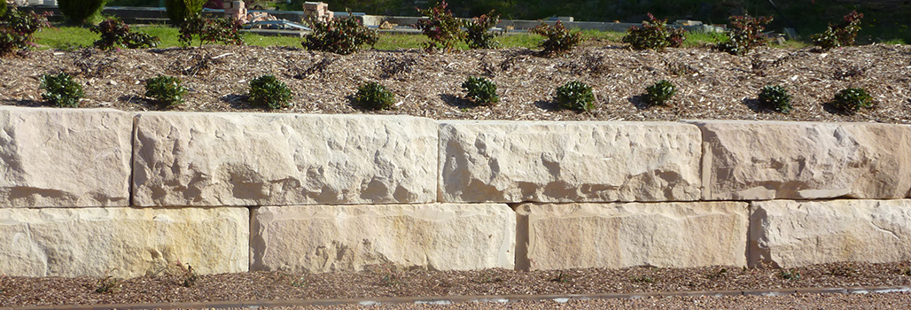 Sawn Sandstone Blocks